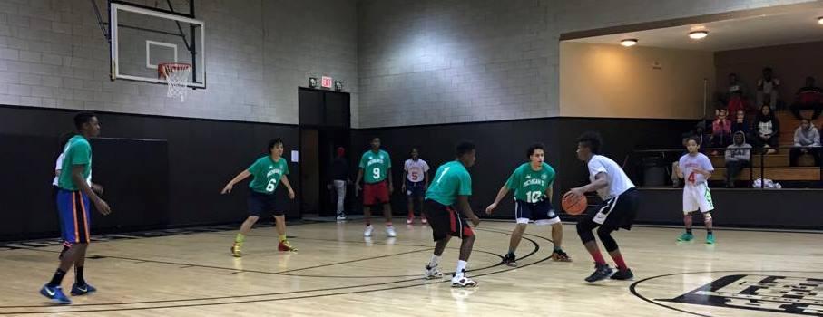 BGR Basketball Players