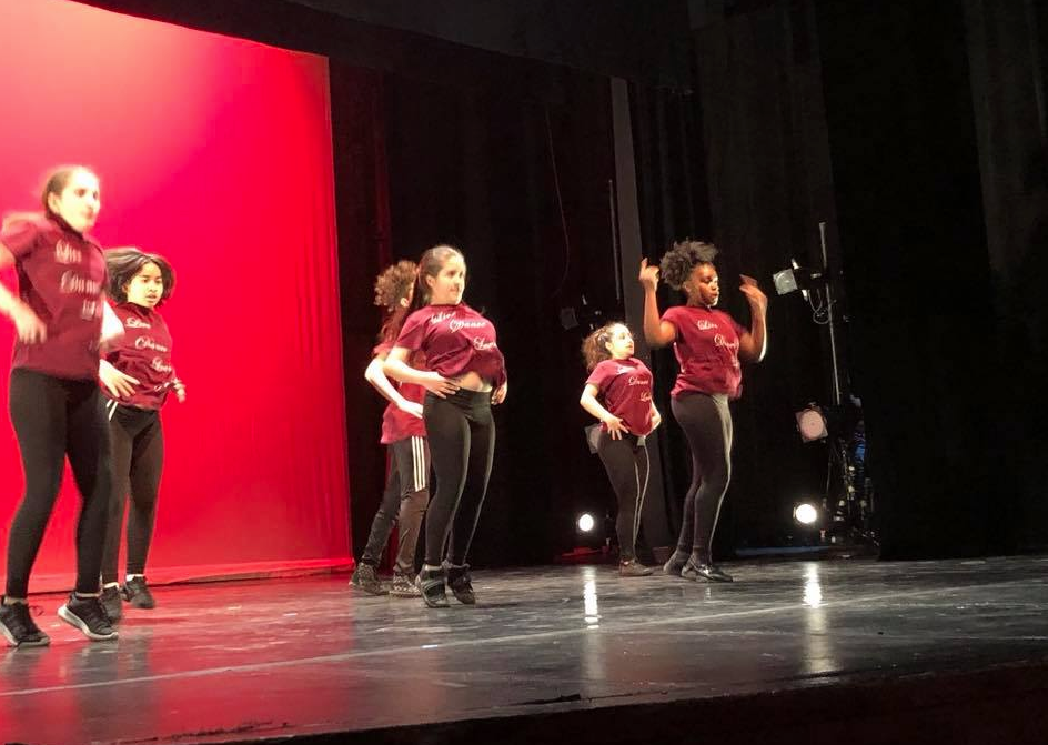 Dancers at Henry Street's 2018 Best of LES
