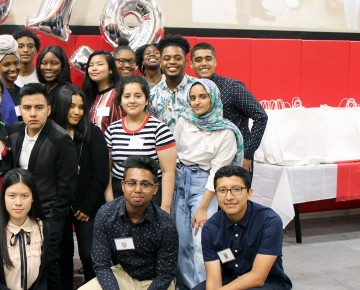 Expanded Horizons Class of 2019